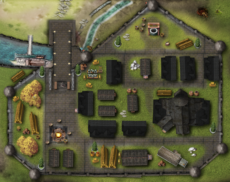 Goblintooth updated restored