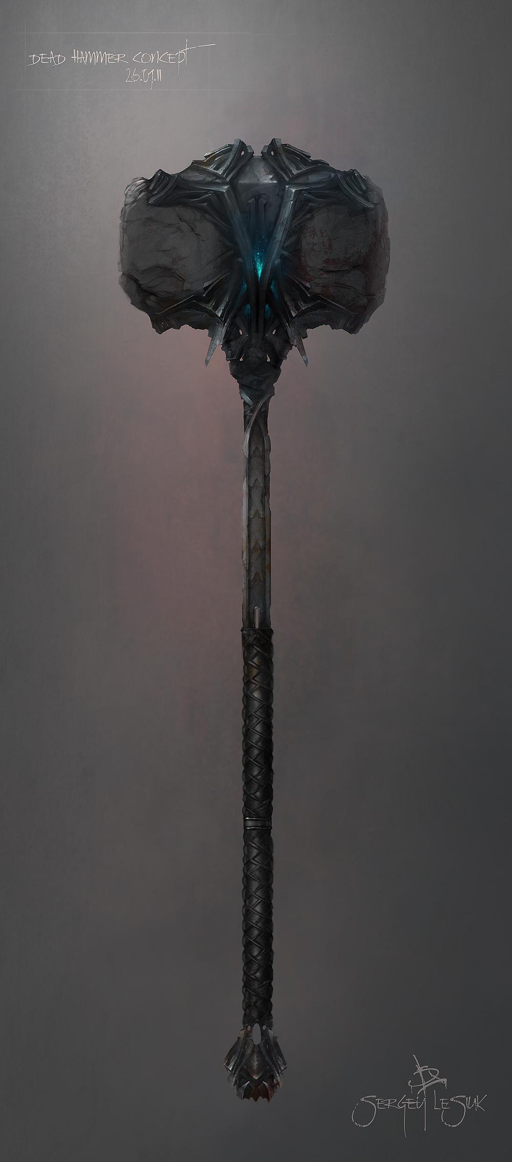 Dead hammer by nitro killer-d4b1k7r