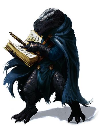 Ryzarux the Obsidian-Scaled
