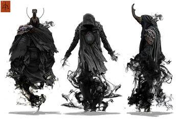 Shadowling Wraiths