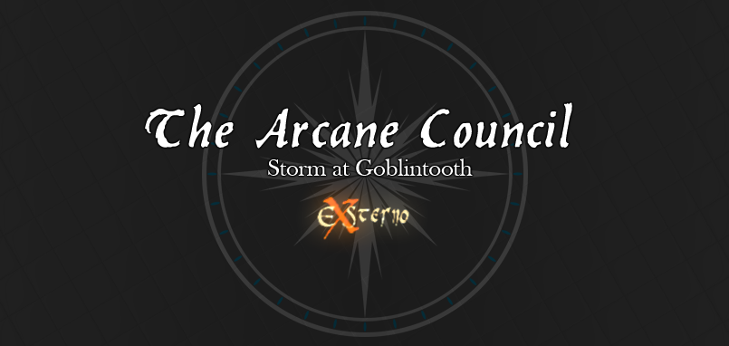 The Arcane Council SAG