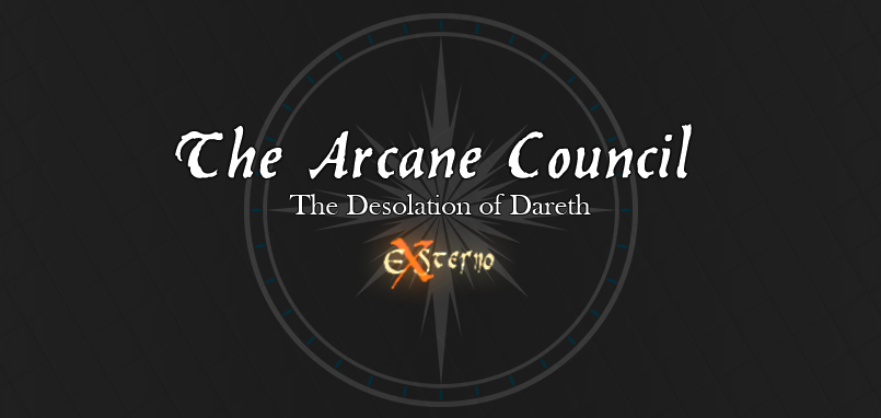 The Arcane Council DOD