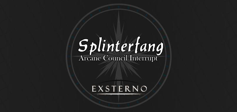 Splinterfang - ACI