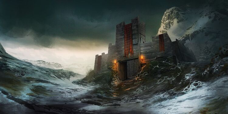Codwell Fortress