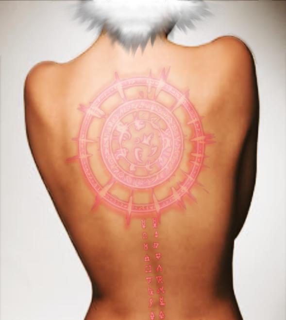 Yuki back