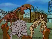 Extreme dinosaurs bones 01