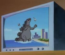 Godzilla in Extreme Dinosaurs 2
