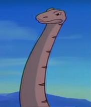 Extreme Dinosaurs Nessie