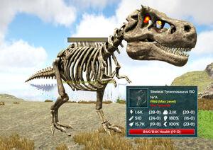 Skeletal Creatures | Extinction Core Wiki | FANDOM powered