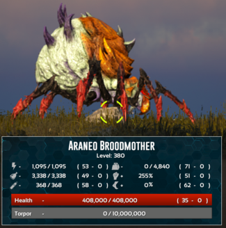 Araneo Broodmother