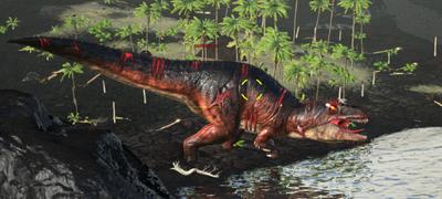 Apex Giganotosaurus