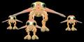 Legtopus Family Spore