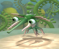 Prickly Laniet Spore