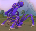 Infested Flokkolf Spore