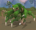 Infested Glumbert Spore