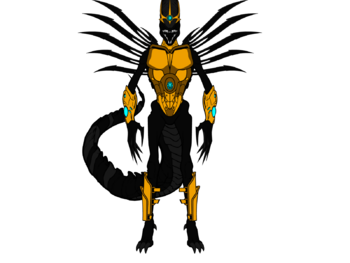 Seth, the Super-Xenomorph...
