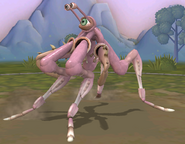 Infested Ailodon Spore