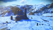 Deyny Glacier