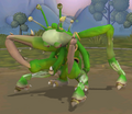 Infested Ghremm Spore