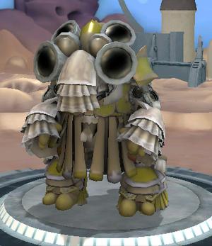 Aolu Imperial Soldier Spore