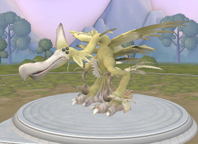 King of Fliers Spore