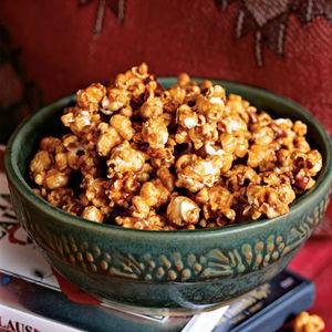 Caramel popcorn