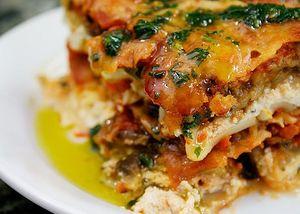 Vegetable-lasagna