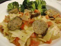 Gluten-free-Italian-Sausage-Casserole