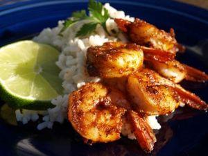 Spicy jumboshrimp