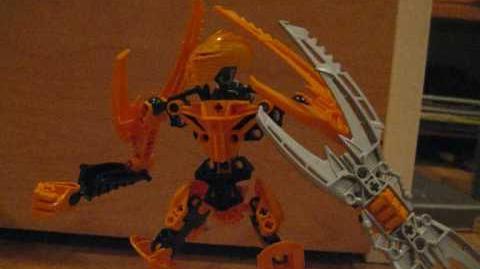 Bionicle Christmas Reborn 2009