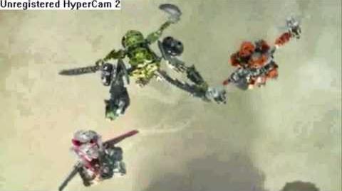 Bionicle music video - still waiting