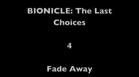 Bionicle Fade Away Trailer