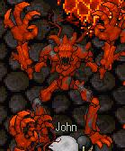 Enraged Demon