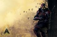 Federation Shock Trooper Concept Art