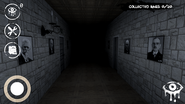 Mid-hallway