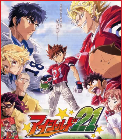 Eyeshield 21 (jp) ~ gameplay ~ opening & gaming p1 ~ psp ~ 720p.