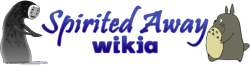 Spirited Away Wiki Wordmark