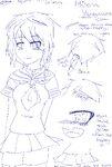 Misora Sketch