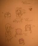 Misora Yamamura Sketch