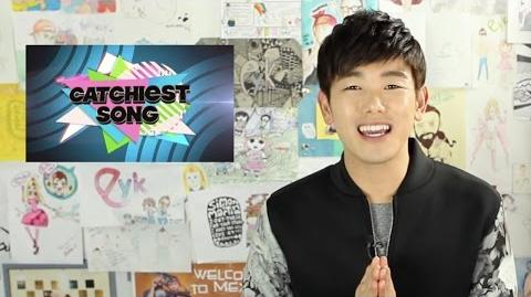 Nominees for the Catchiest Song in Kpop Feat Eric Nam