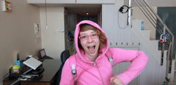 Good Girl Bad Girl Martina Wears Pink