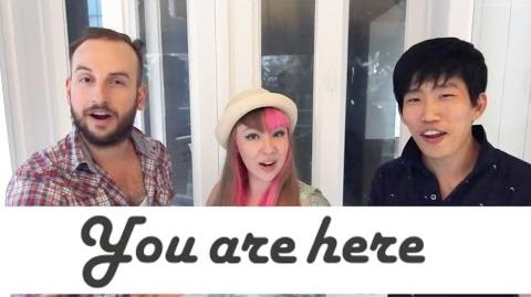 Introducing the You Are Here Cafe!