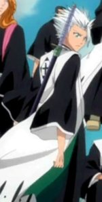 Toshiro appearence