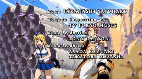 Fairy Tail Opening
