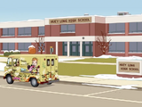 Huey Long High School