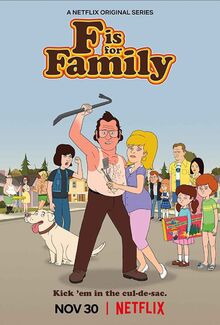 F Is for Family S3