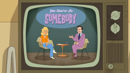 You Used to Be Somebody