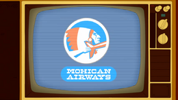Mohican Airways Song