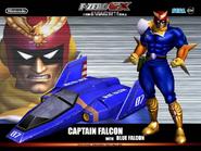 CF y BF en F-Zero GX