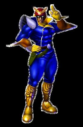 Capitan Falcon